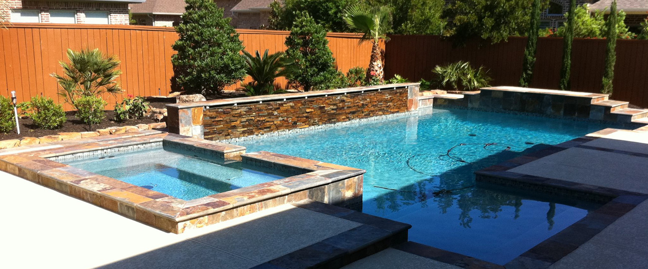 Image Pools | The Woodlands, TX
